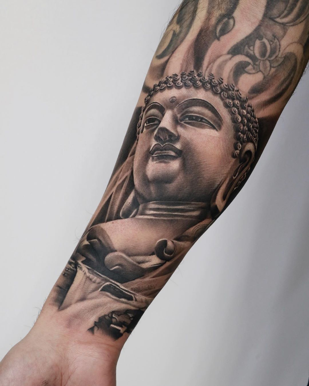 Best Black and Grey Sleeve Tattoo Artist Toronto