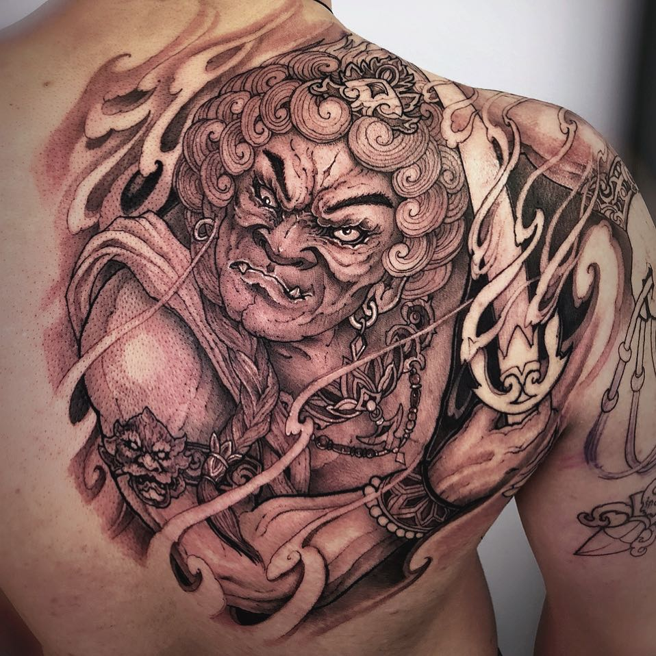 Best Asian Tattoo North York