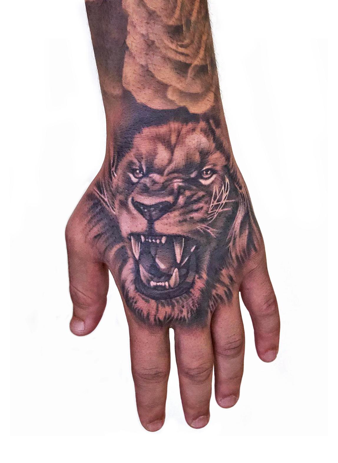 Black and Grey Tattoo Toronto